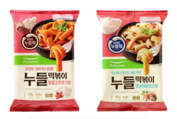 [사진1] 달콤고추장·양송이버섯크림 누들떡볶이.jpg