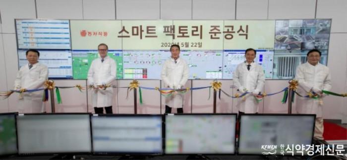 [사진자료] 동서식품, 인천 부평공장에 스마트팩토리 가동 (1).jpg