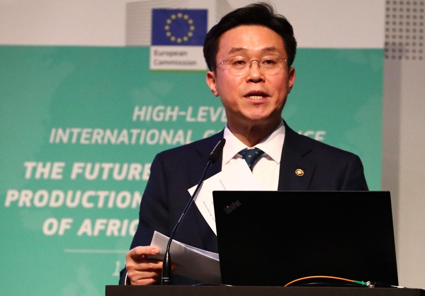 이재욱 차관, ASF 고위급 국제회의 및 농업장관회의 참석