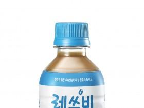 더 크게 즐기는 기분 좋은 달콤함! 500mL 대용량 RTD 커피 '레쓰비 그란데라떼' 출시