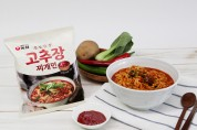 농심 '집밥감성 고추장찌개면' 출시