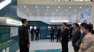 아세안 정부 관계자들 '한국의료'에 반하다