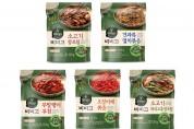 CJ제일제당, '비비고찬(饌)' 라인업 5종으로 확대