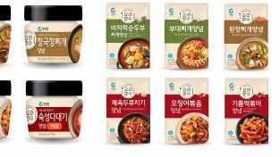 요리가 쉬워졌다! 대상㈜ 청정원, 냉장요리양념 '요리한수' 출시