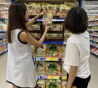 오리온 양산빵 '쎄봉', 베트남서 아침 대용식으로 각광받으며 인기몰이!